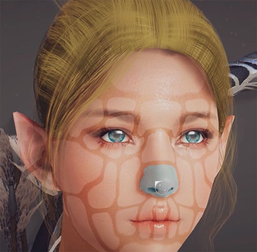 Black Desert Online's Free Character Creator Spawns Grotesque