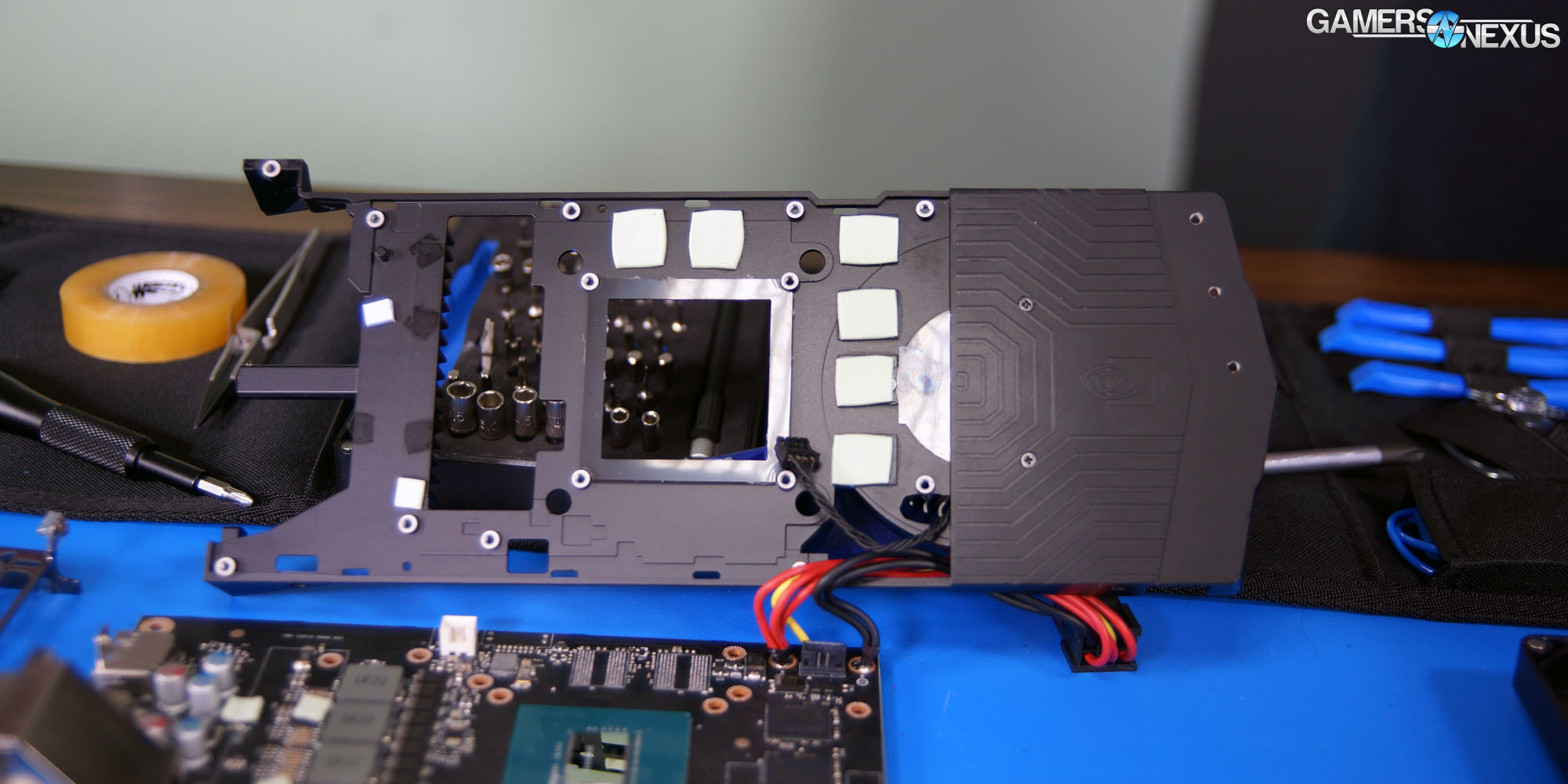 Complete Disassembly of GTX 1060 - The Road to DIY 1060