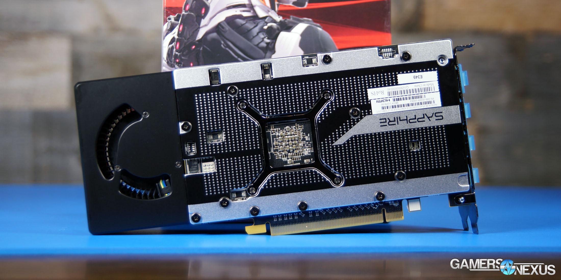 Sapphire RX 470 Platinum Review & Benchmark vs  GTX 1060, RX