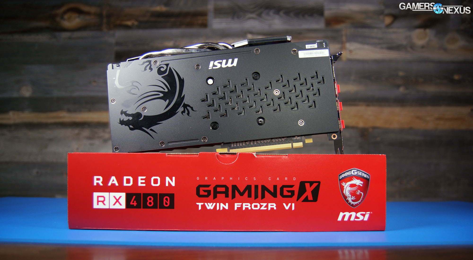 MSI RX 480 Gaming X Review & Benchmark | GamersNexus