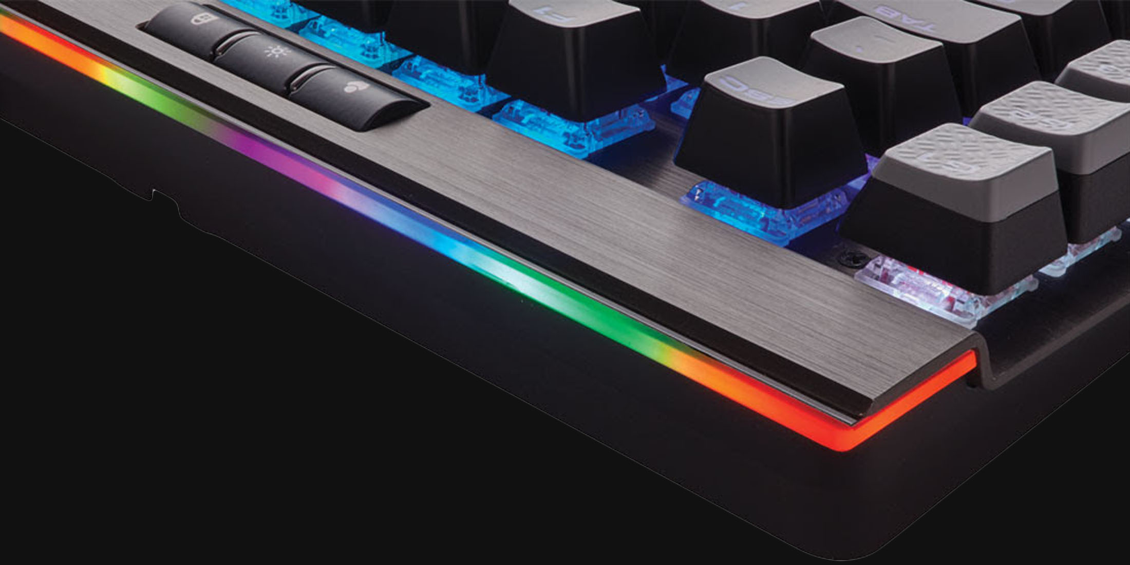 Corsair RGB RAM, Scimitar Pro, K95 Platinum Keyboard