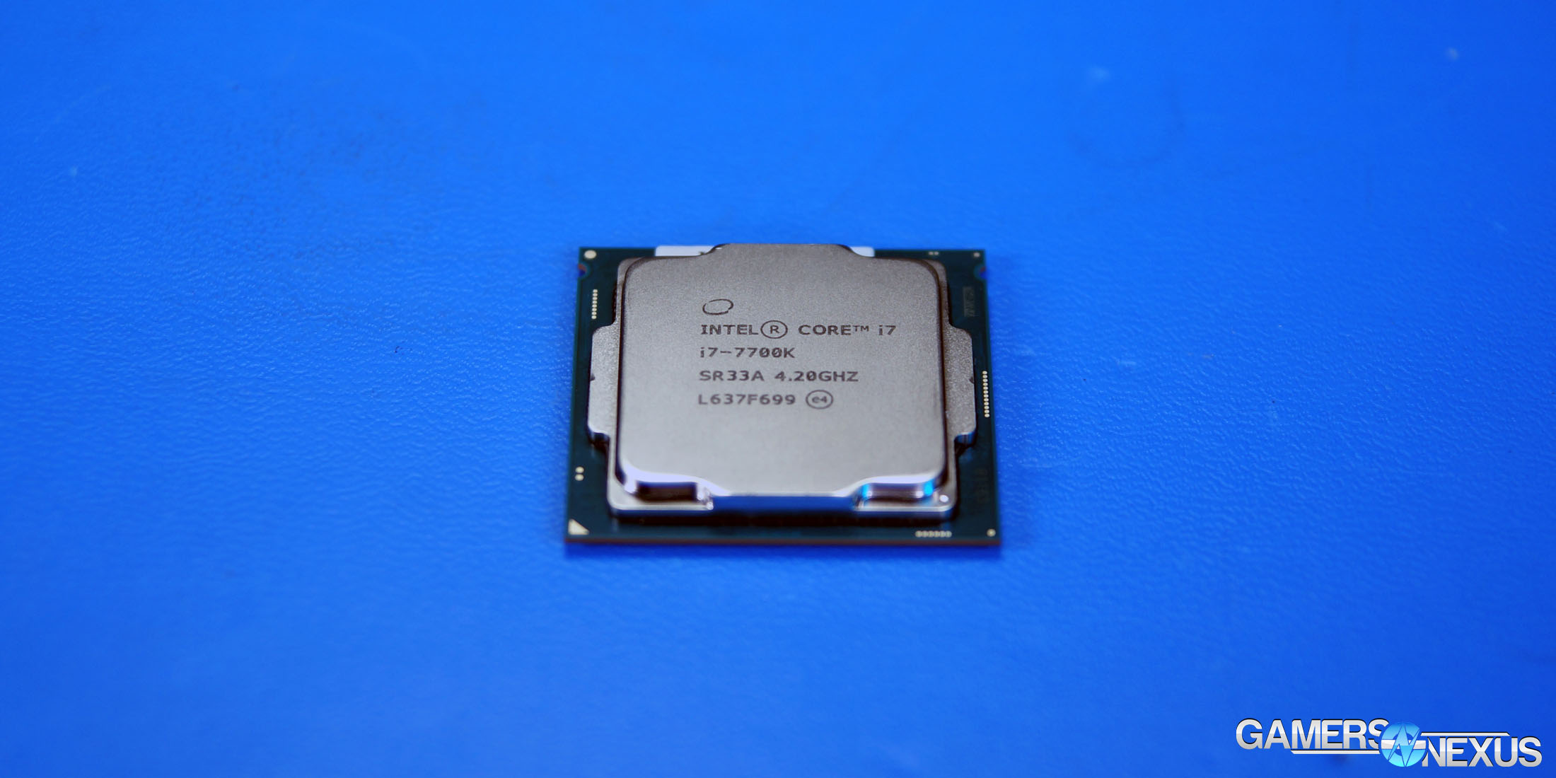 Intel i7-7700K Review: Gaming, Rendering, Temps, & Overclocking