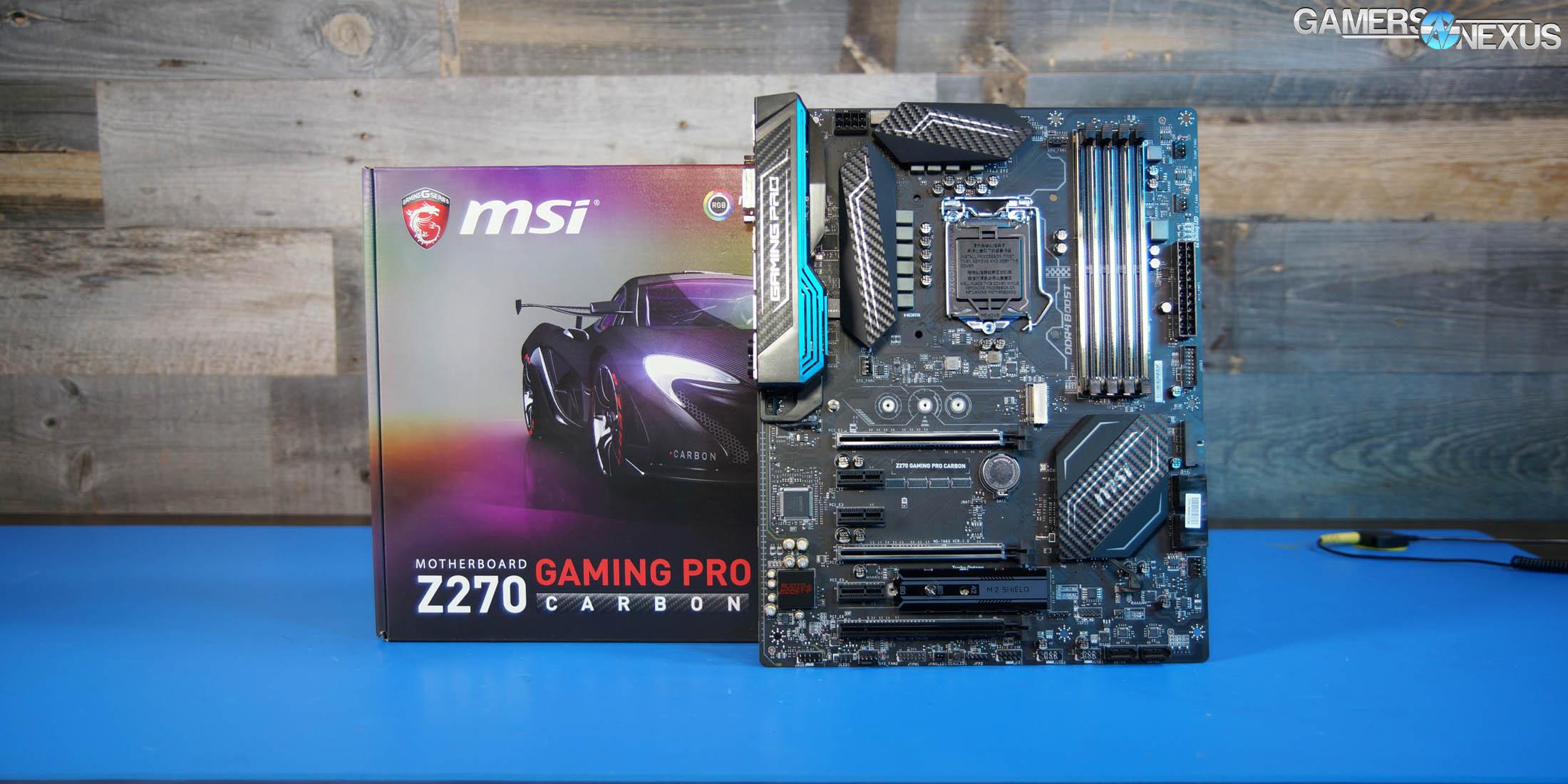 Intel i7-7700K Review: Gaming, Rendering, Temps, \u0026 Overclocking