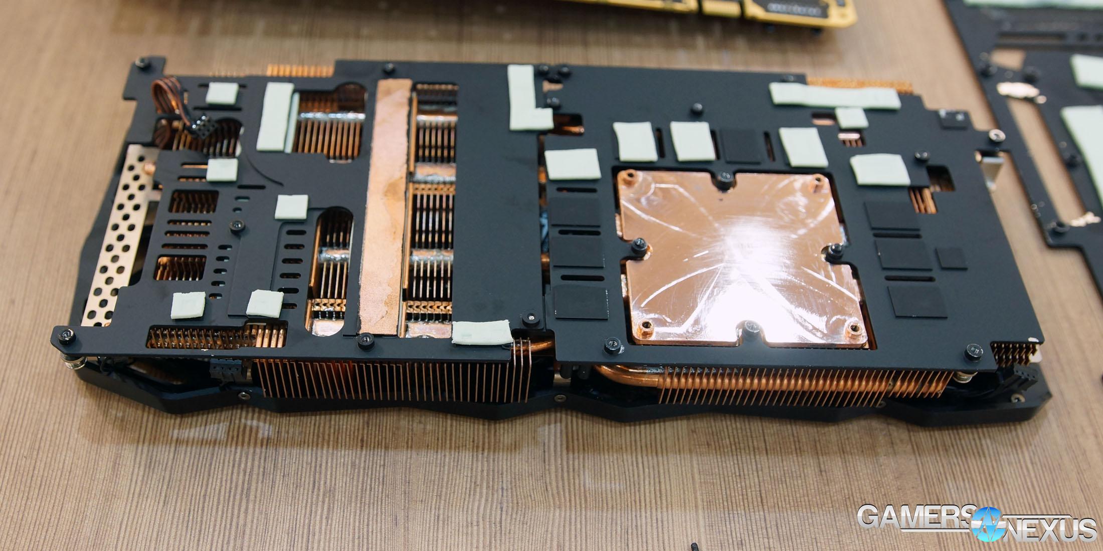 EVGA 1080 Ti Kingpin In-Depth: VRM Components, Tear-Down