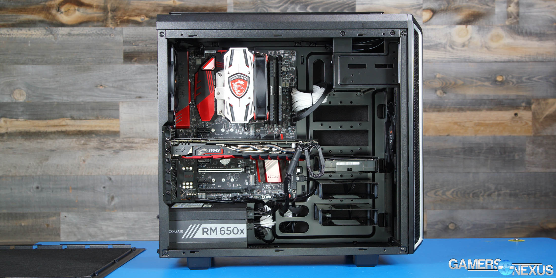 Be Quiet Pure Base 600 Case Review The Quietest On Our