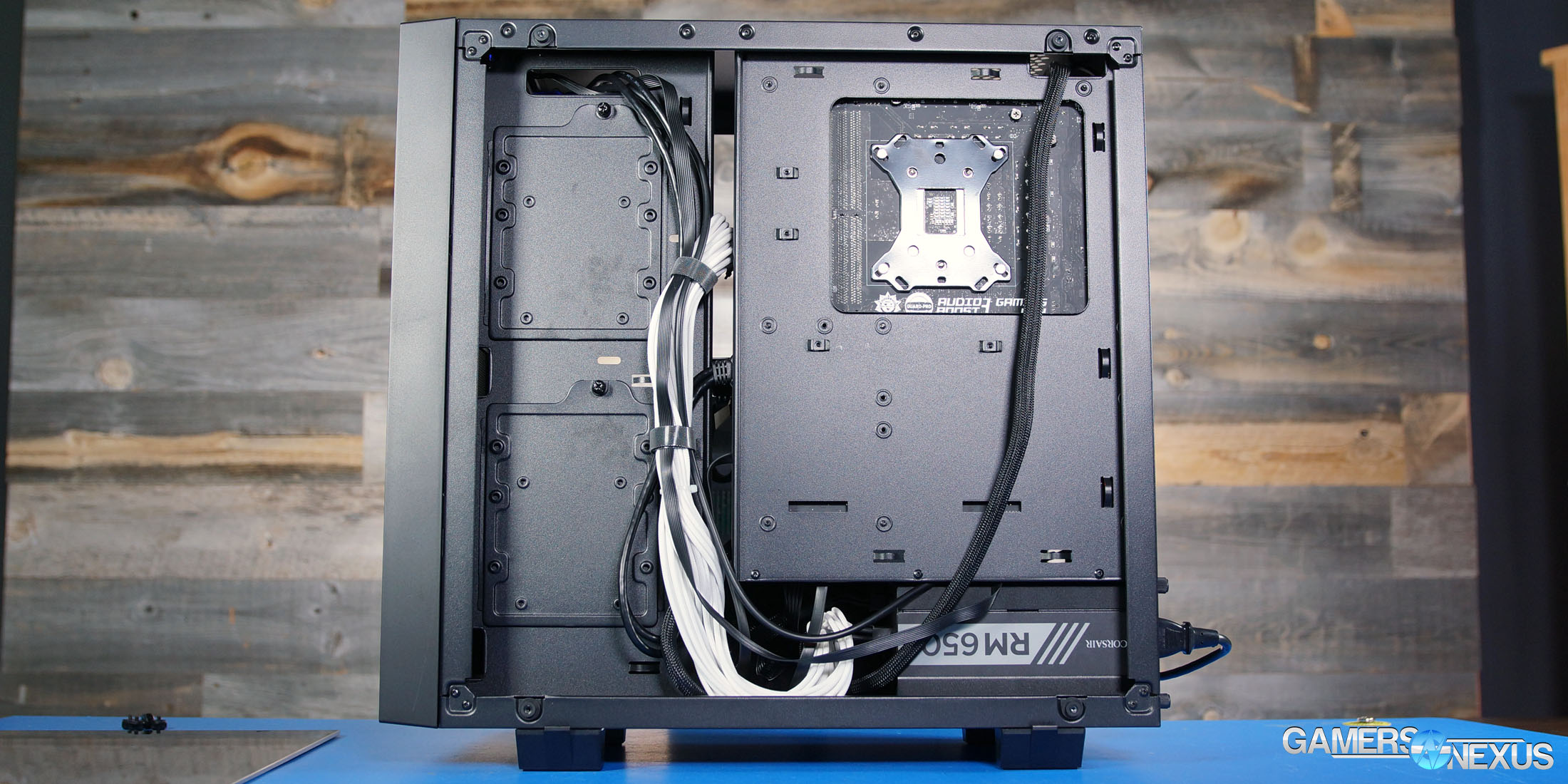 thermaltake core g21 backside