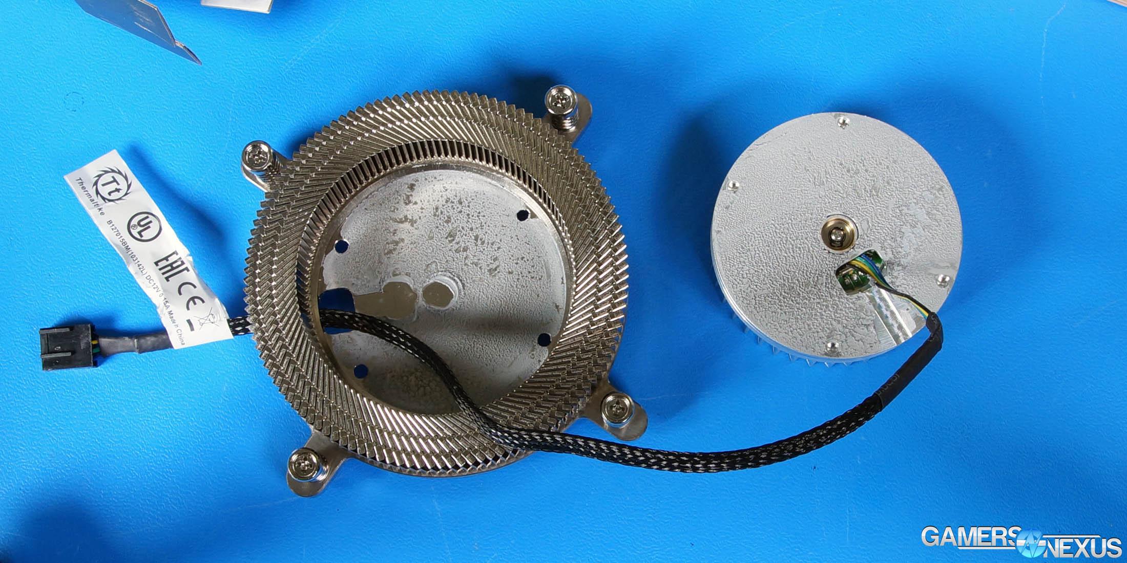 Thermaltake Engine 27 Review Vs Cryorig C7 Amp Nt08 115xp