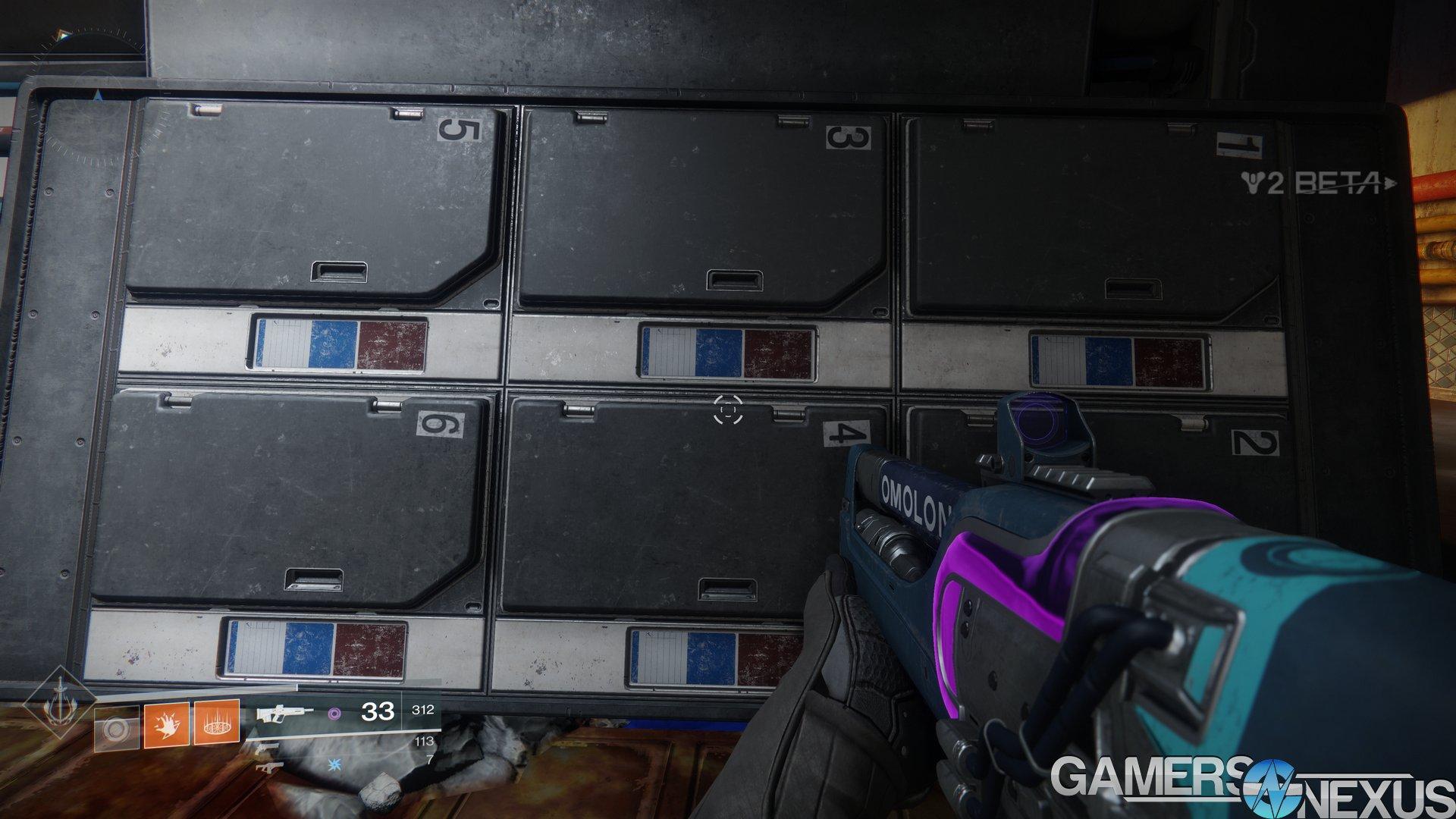 Destiny 2 Texture Quality Comparison | GamersNexus - Gaming