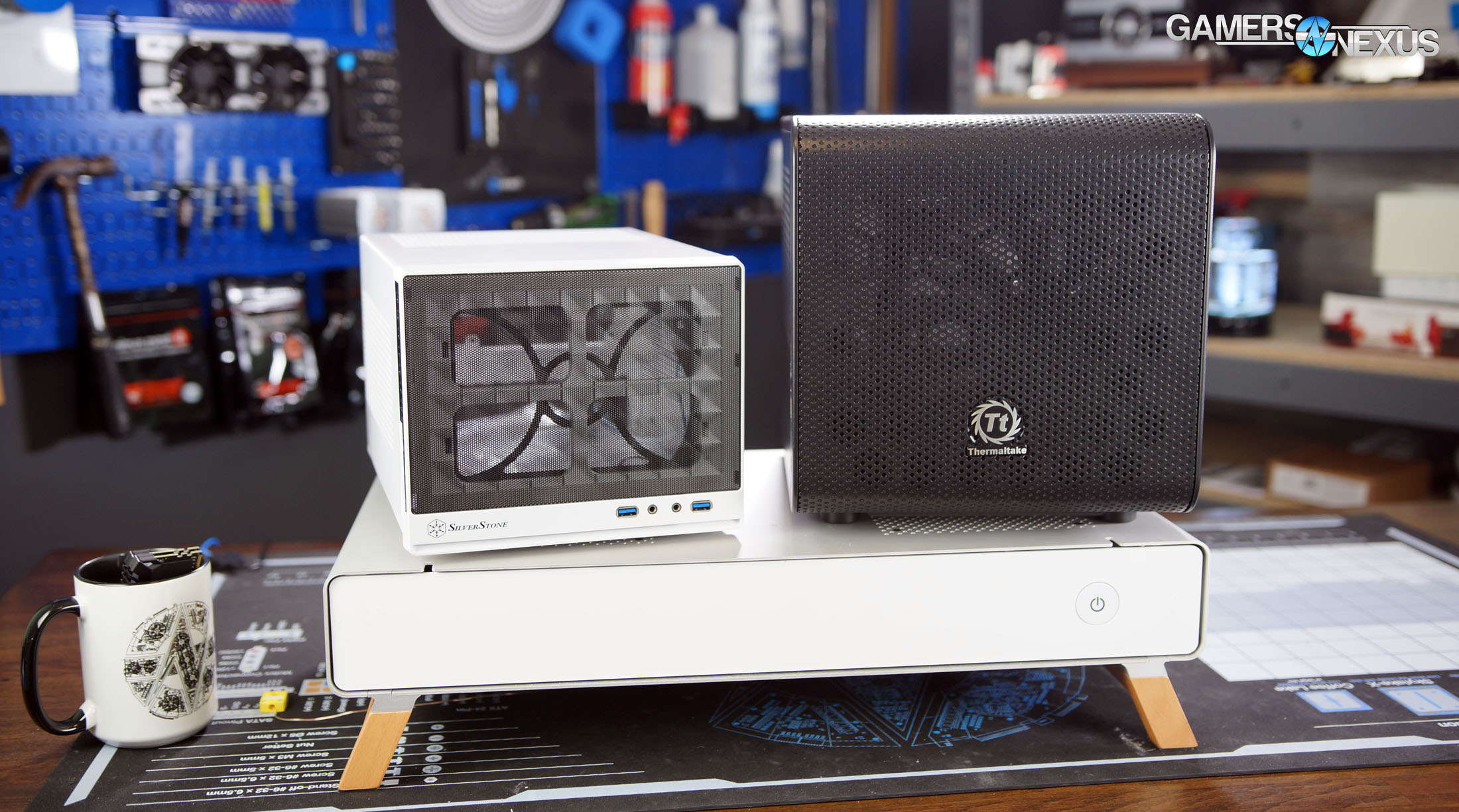 mini itx case round up 1