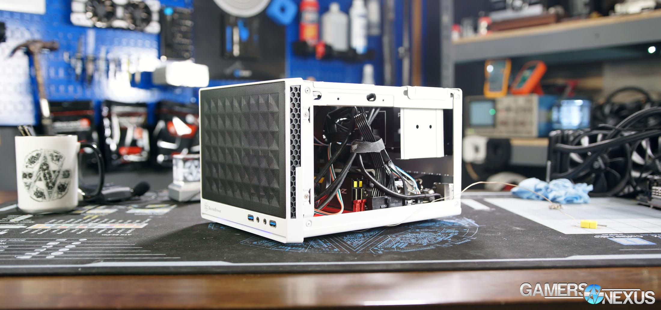 Mini-ITX Case Review Round-Up: Taku, SG13, & Core V1