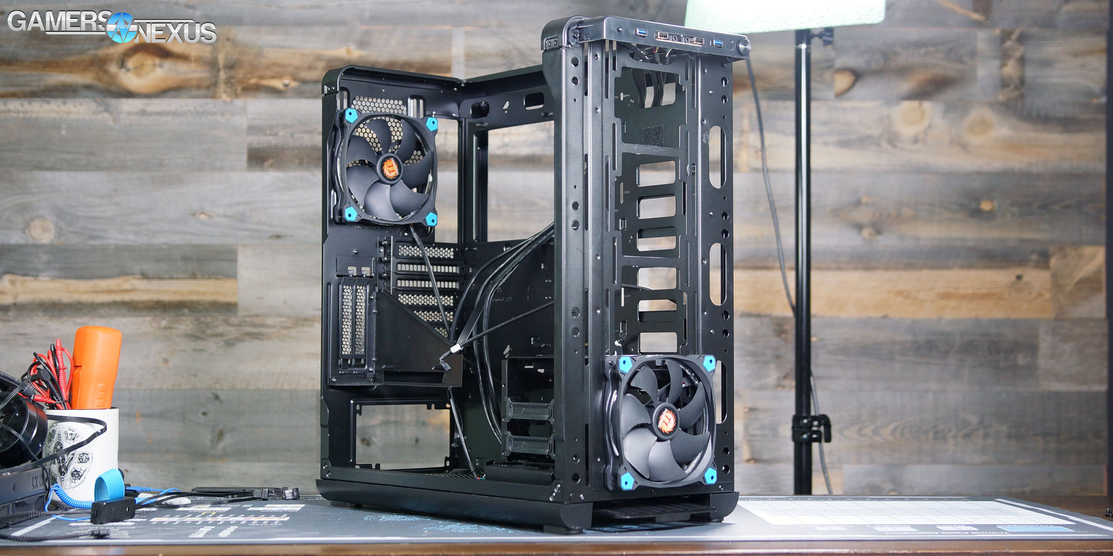 Thermaltake View 37 Case Review - Better Than Expected