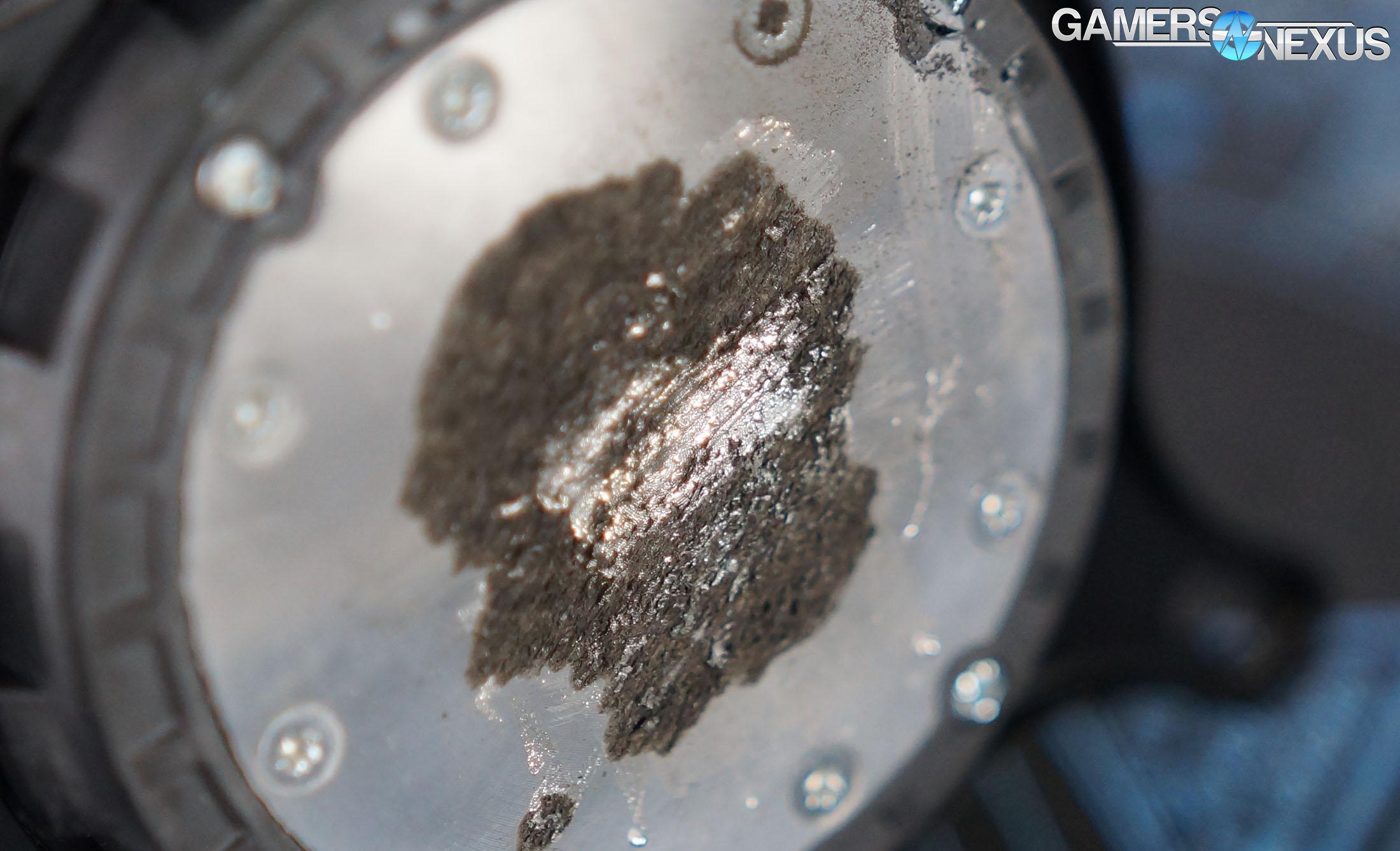 How Liquid Metal Affects Copper, Nickel, and Aluminum