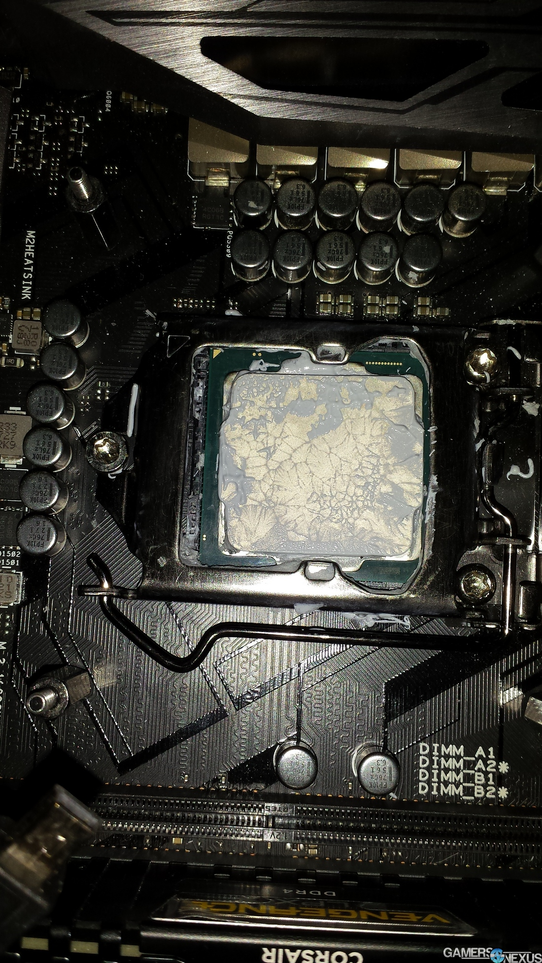 "Too Much Thermal Paste"" – Benchmark of Thermal Paste"