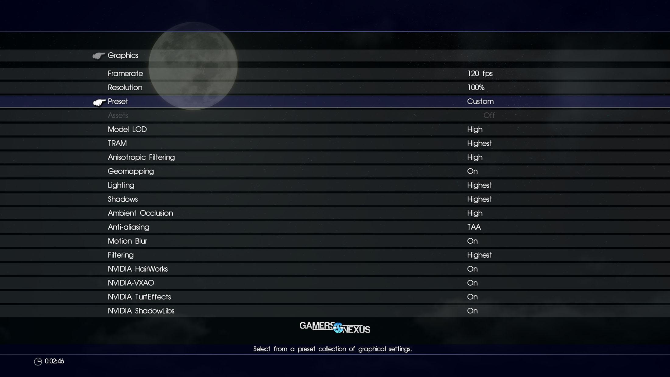 FFXV Console vs. PC Graphics Deep-Dive & Comparison | GamersNexus ...
