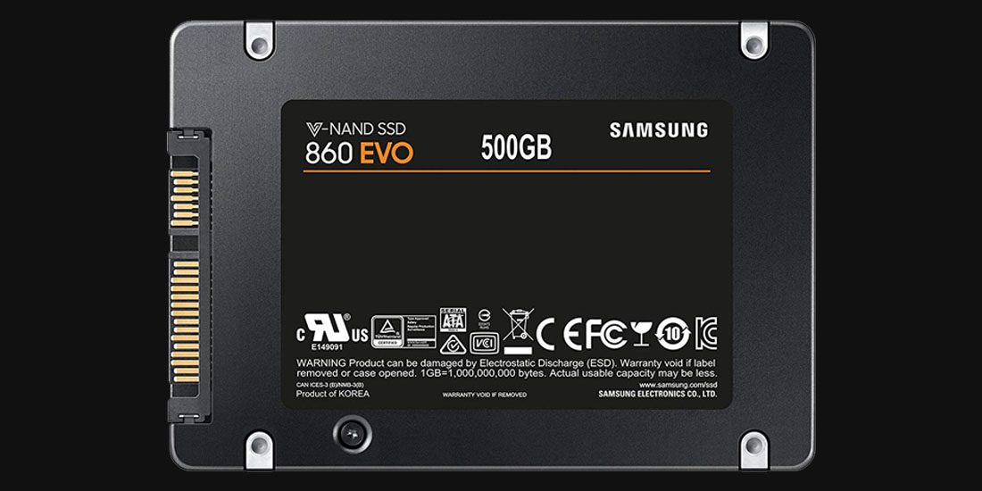 samsung 860 evo article