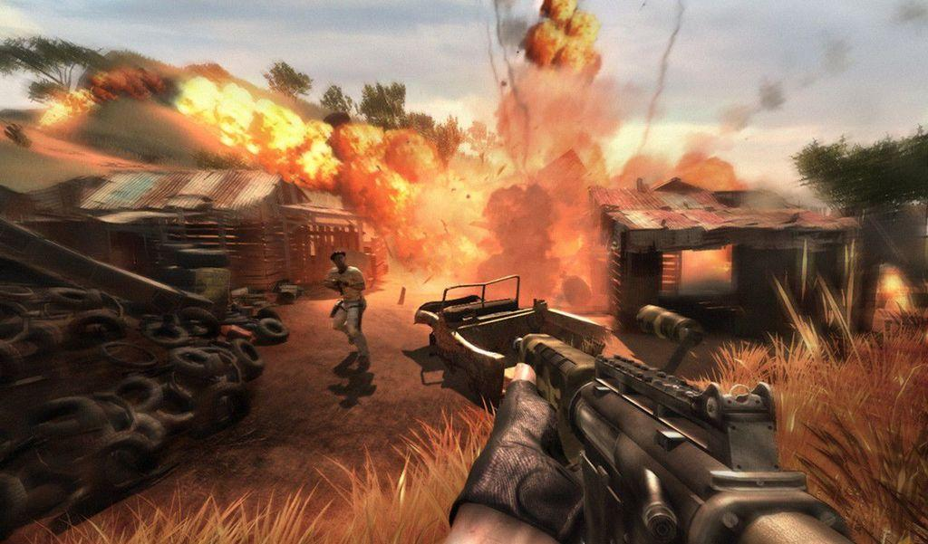 Far Cry 2 Gamersnexus Gaming Pc Builds Hardware Benchmarks
