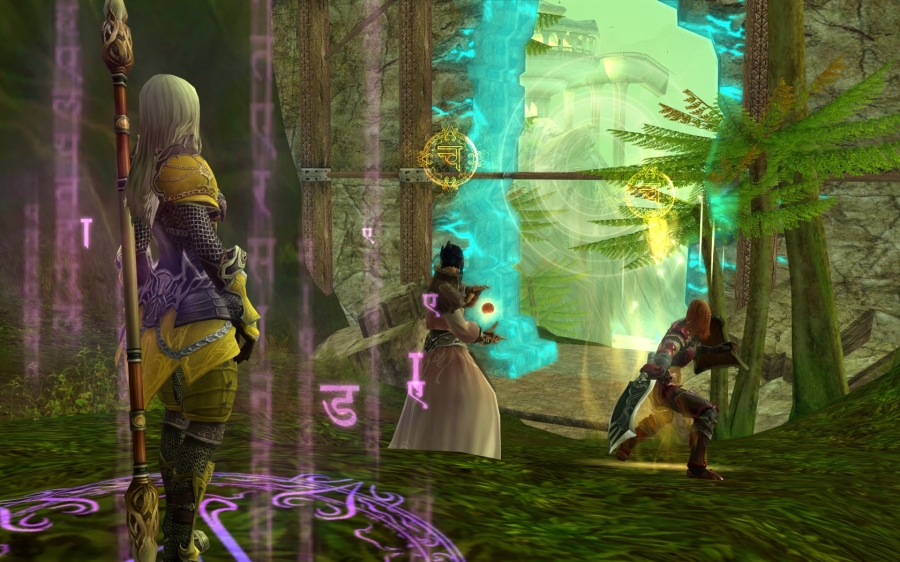 Aion Online Preview
