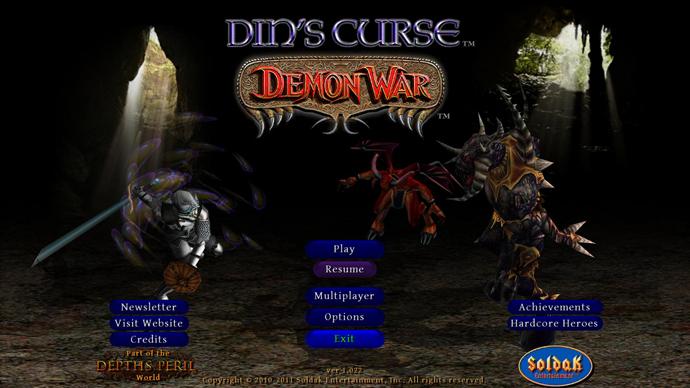 Din's Curse: Demon War Review | GamersNexus - Gaming PC Builds