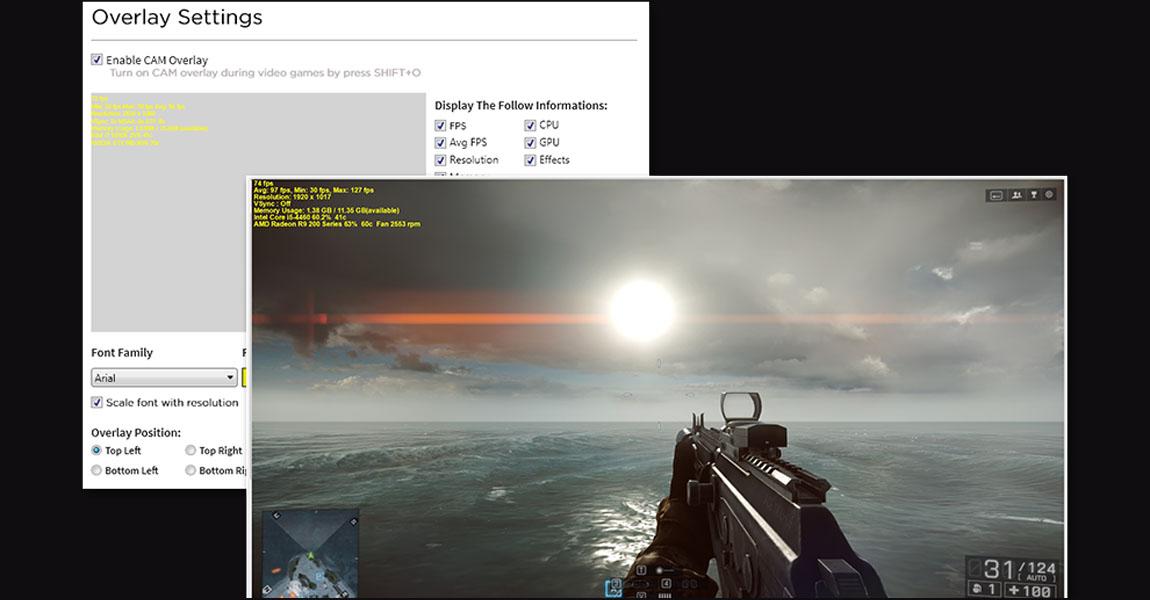 how to open shadowplay overlay