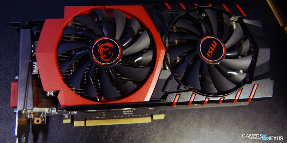 GTX 960 Round-Up: ASUS, EVGA, MSI, & PNY Video Cards