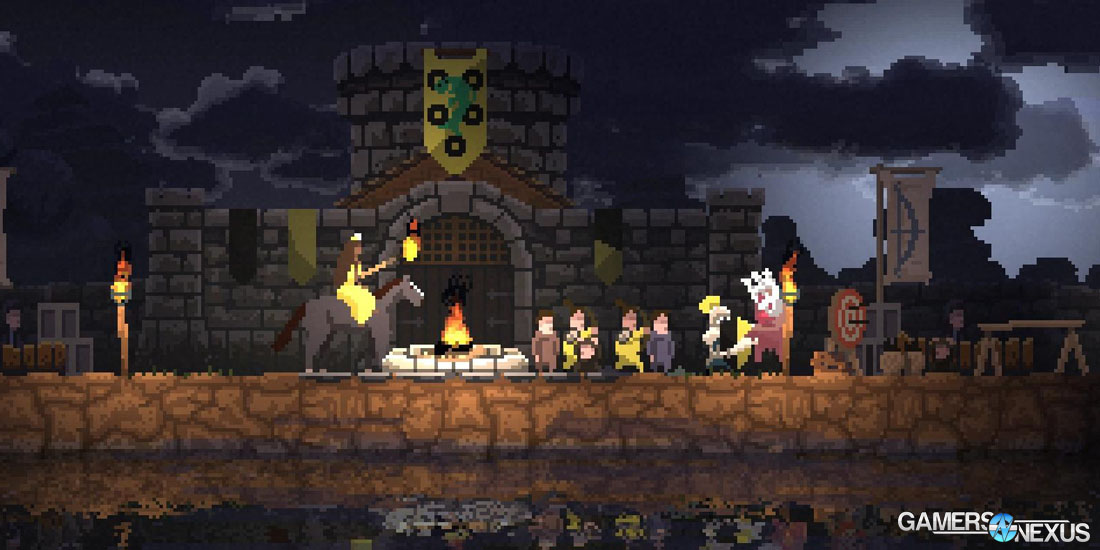 Kingdom Game Review - Capitalism in the Feudal Age
