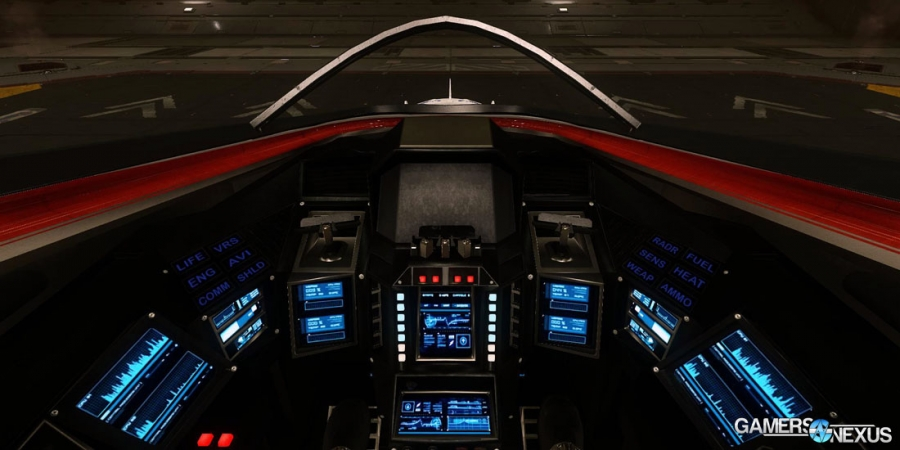 Star Citizen 1.1.3 Updated Graphics Card Benchmark & VRAM Consumption