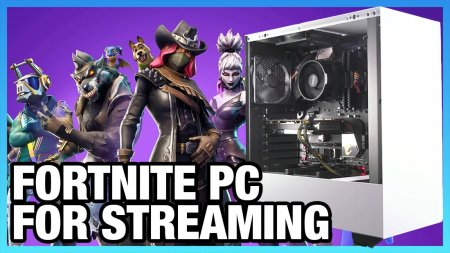 Mid-Range $750 Gaming PC Build for Fortnite & Streaming (Cyber Monday)