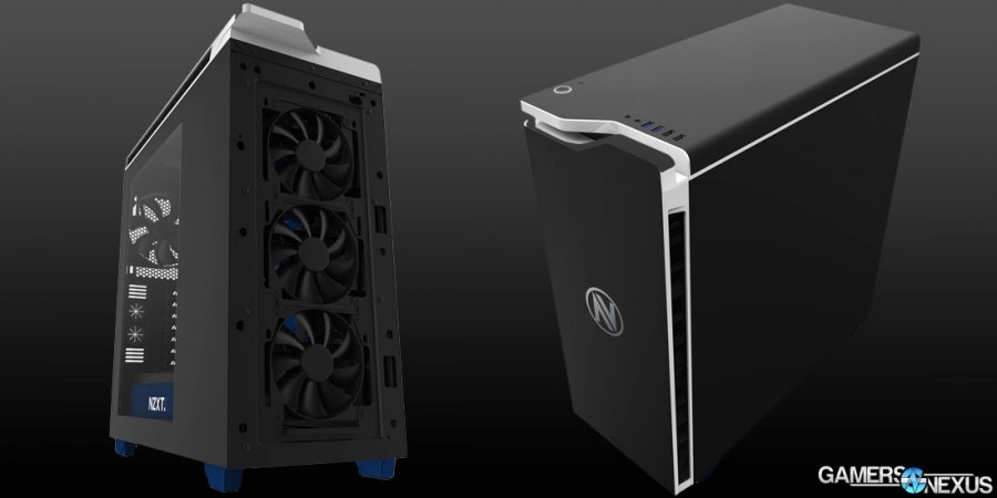 NZXT Re-Refreshes H440 with EnVyUs Special Edition