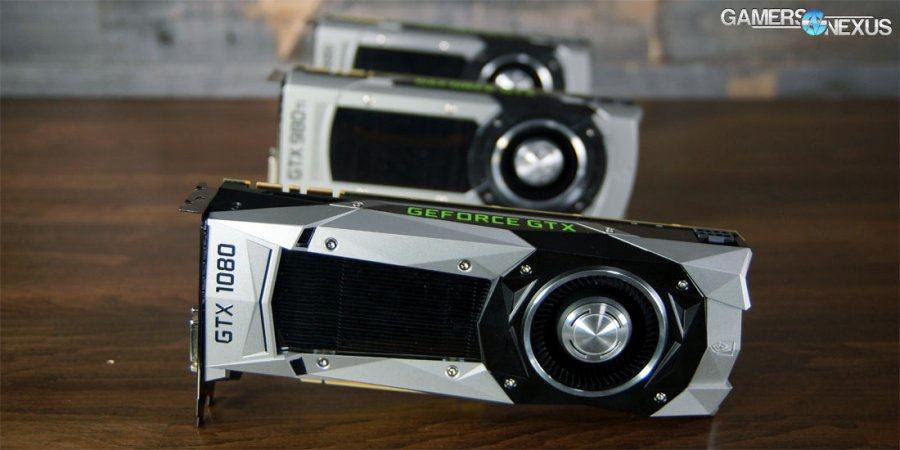 NVIDIA GeForce GTX 1080 Founders Edition Review & Benchmark