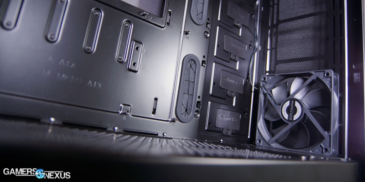 Phanteks Eclipse P400 Review – The 'DLC Season Pass' Approach to Cases