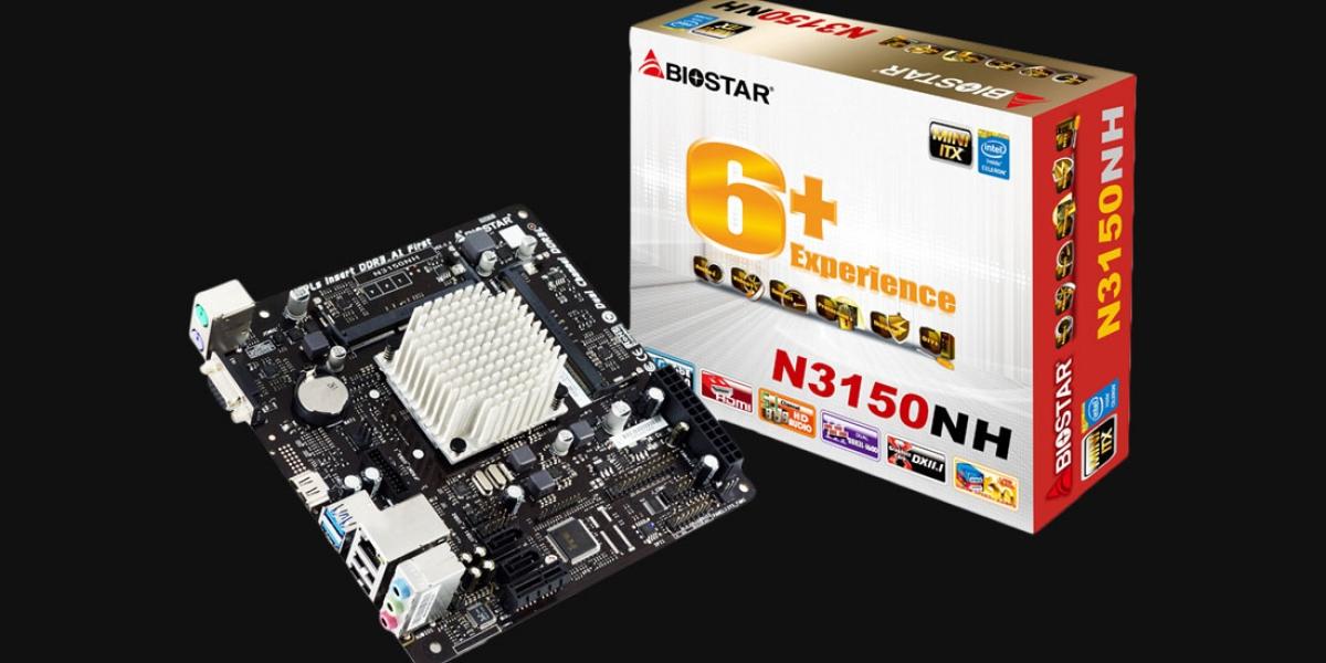 BIOSTAR N3150NH REALTEK AUDIO DRIVERS FOR PC