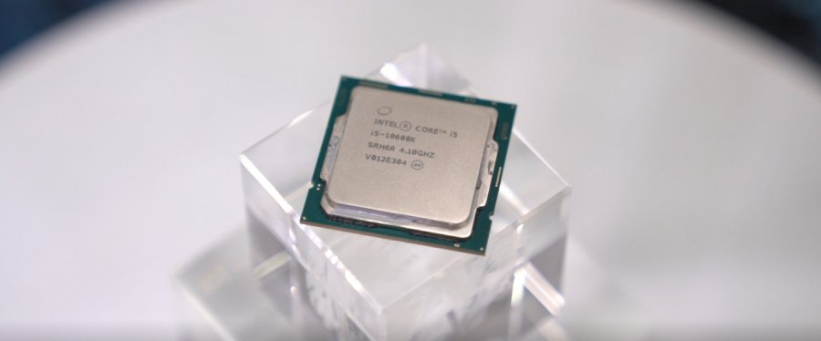 Intel i5-10600K CPU Review & Benchmarks vs. Ryzen 5 3600, i9-10900K, R7 3700X, & More