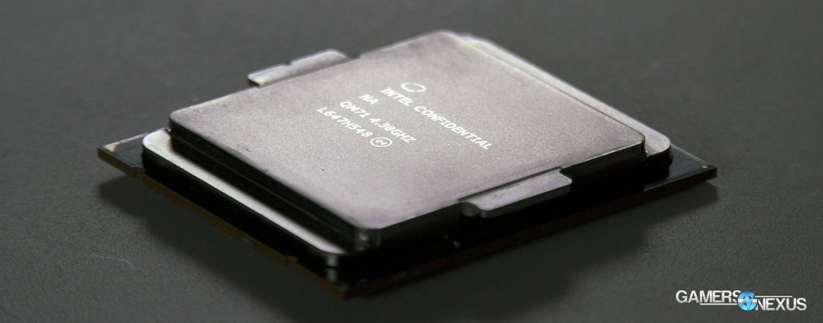 Intel i7-7740X CPU Review vs. 7700K, 7900X, R7 1700, & More
