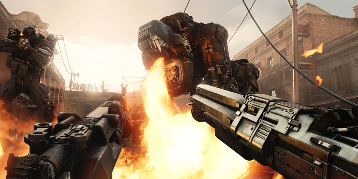Wolfenstein II: The New Colossus Claims Vega GPU Optimizations