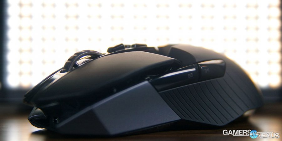 Logitech G900 Chaos Spectrum In-Depth Review & Mouse Tear-Down