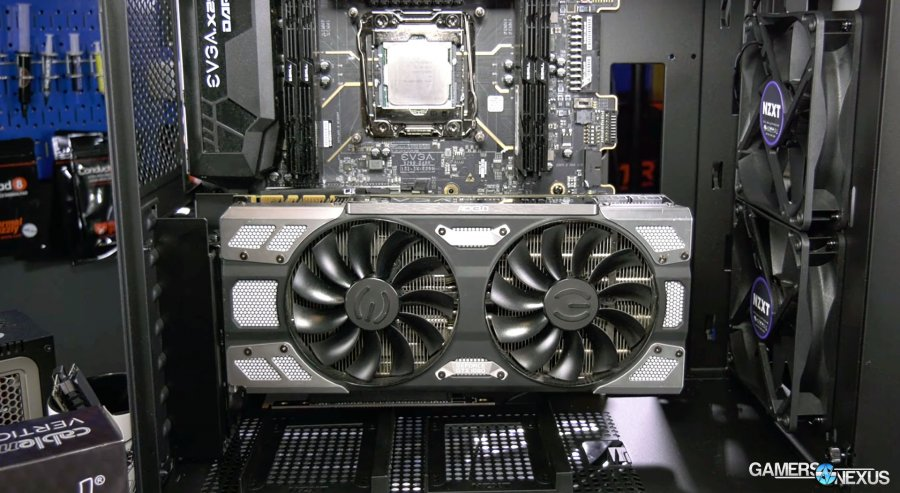 Fact-Check: CableMod's Vertical GPU Thermals vs. Stock Case