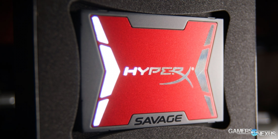 HyperX Savage SSD Review, Architecture, & Benchmark vs. 850 Pro, Others