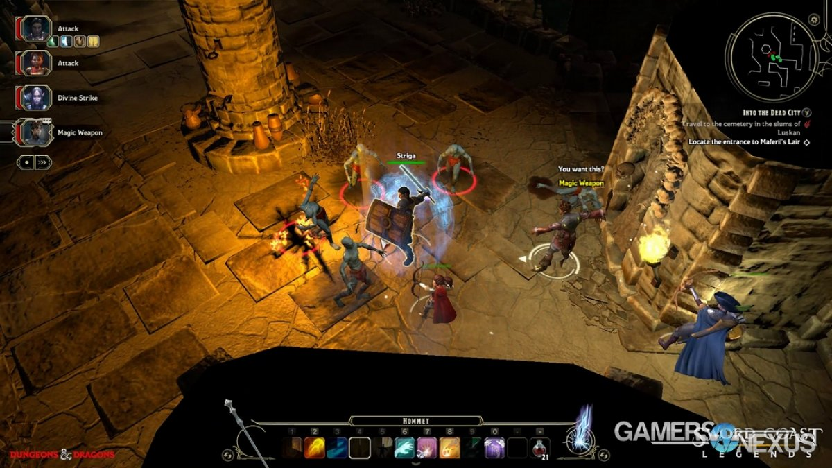 Sword Coast Legends Release Date Delayed into October on PC, 2016 for Consoles