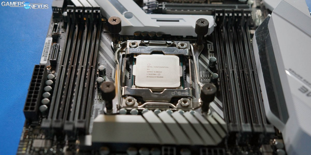 Intel i9-7900X Review: Game Streaming, VR, Production