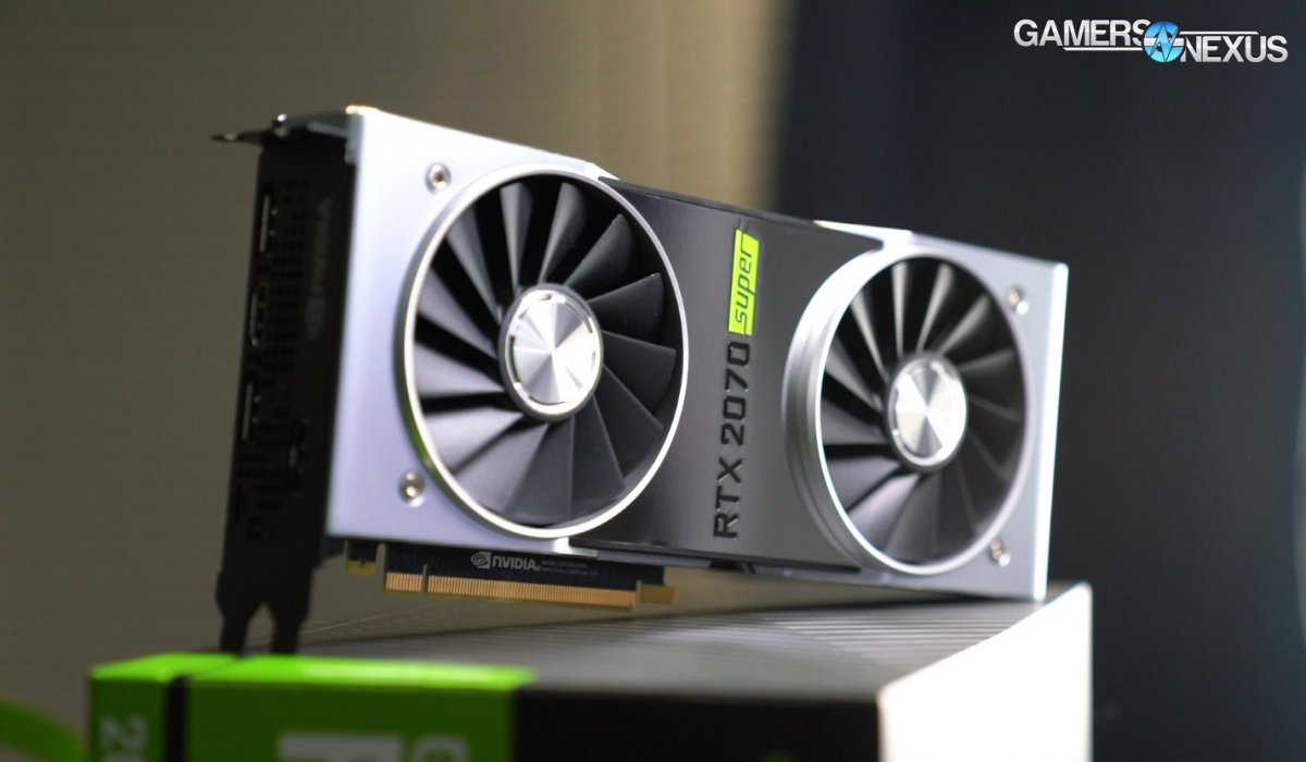 NVIDIA RTX 2060 Super & 2070 Super Review: Killing Radeon
