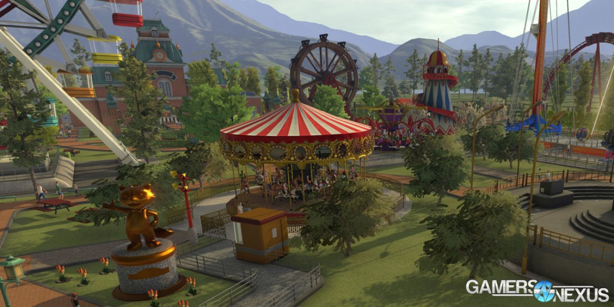 RollerCoaster Tycoon World Release Date & Beta Confirmed