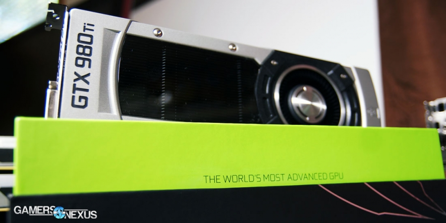 Overclocking NVIDIA's GTX 980 Ti Graphics Card - A 19% Performance Gain