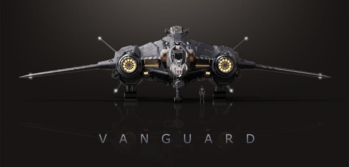 Star Citizen\'s Aegis Vanguard Goes on Sale For $250 | GamersNexus ...