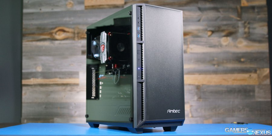 Antec P8 Tempered Glass Case Critical Review