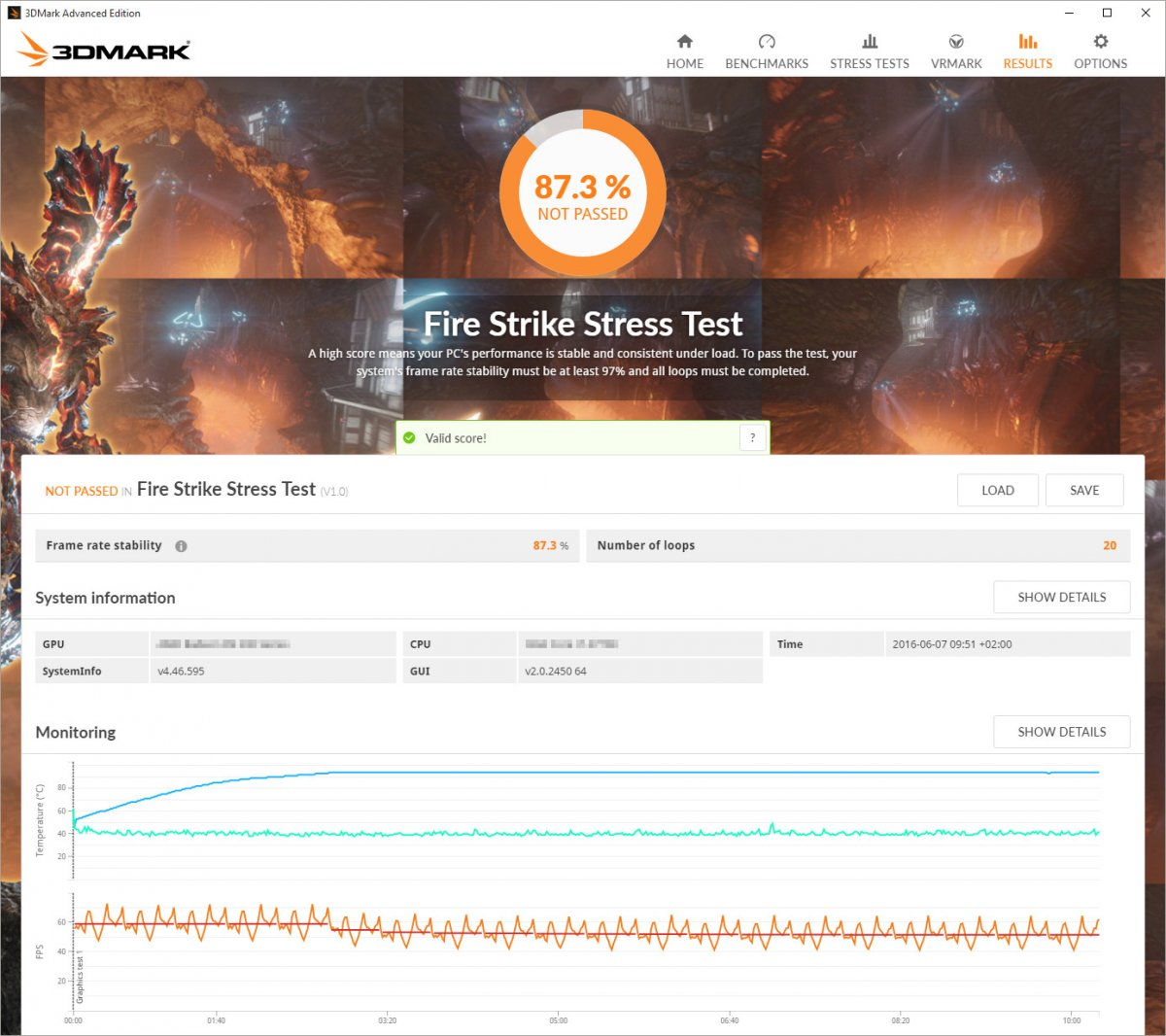 3DMark Debuts New Stress Test Mode for OC & Thermal Stability ...
