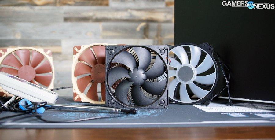 Revisiting the Best ~200mm Fan: SilverStone Penetrator AP181