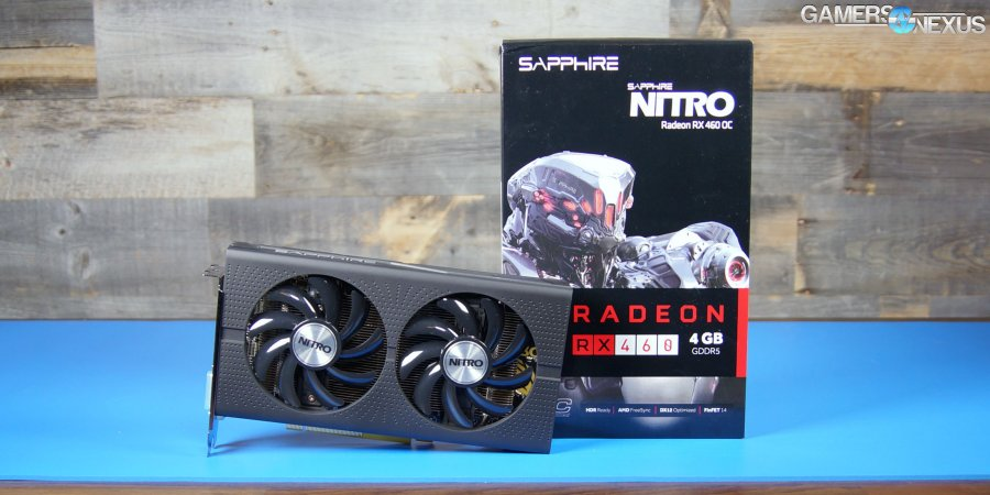 Sapphire RX 460 Nitro 4GB Review, Benchmark, & Polaris 11 Architecture