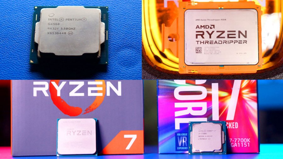 The Best CPUs of 2017 for Gaming, Blender, Premiere, & Overclocking