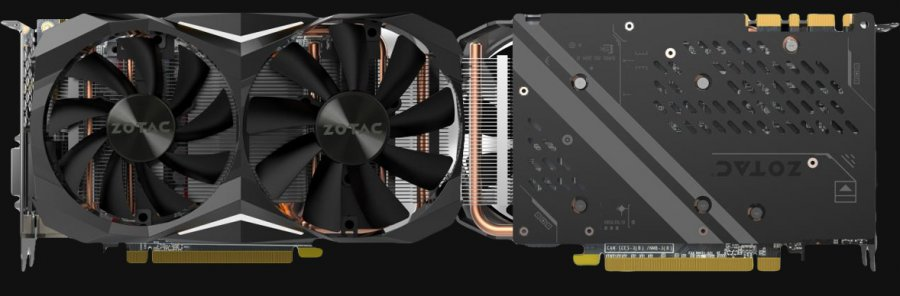 ZOTAC Announces Mini GTX 1080 for SFF Builds