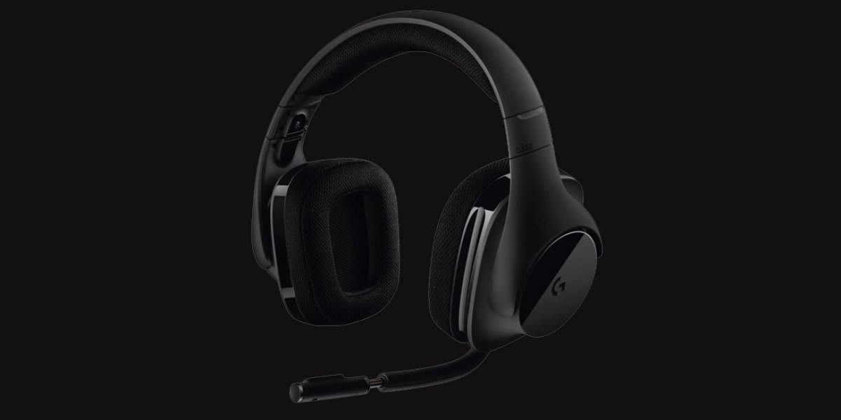 Logitech G533 Headset Removes LEDs in Revolutionary Move